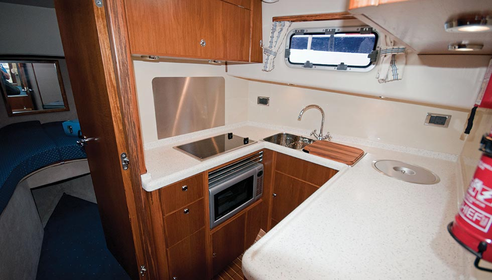 36DS galley
