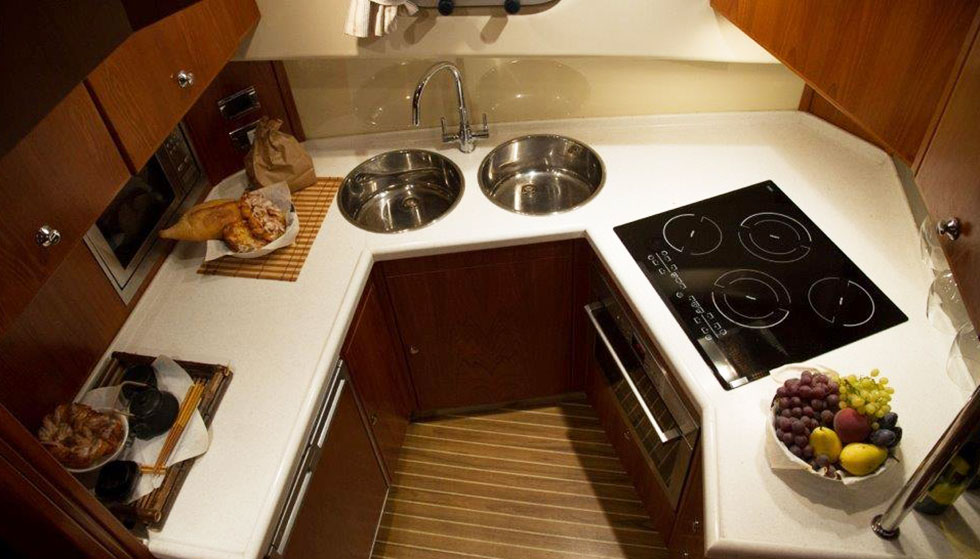 Hardy 50 galley